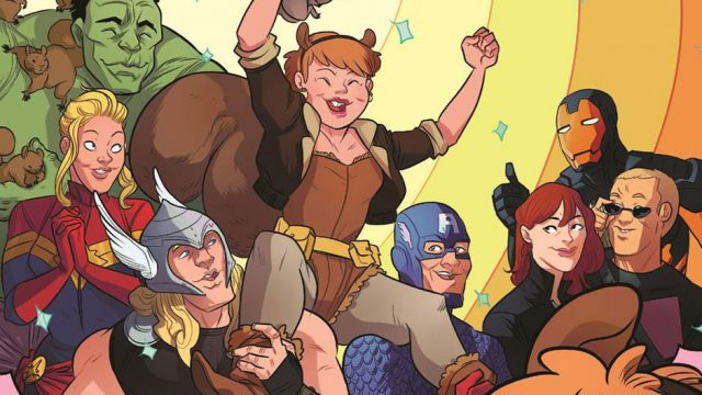 10 Things You Need To Know About Squirrel Girl