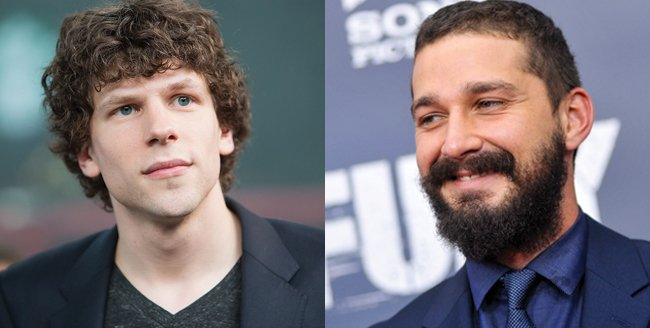 Jesse Eisenberg And Shia LaBeouf Came Close To Headlining War Dogs
