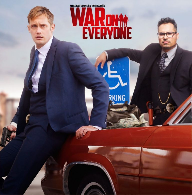 Michael Peña And Alexander Skarsgard Wage War On Everyone In New Trailer