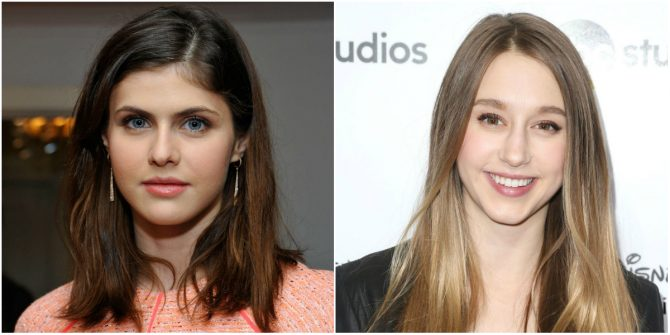 Supernatural Thriller We Have Always Lived In The Castle Adds Alexandra Daddario And Taissa Farmiga
