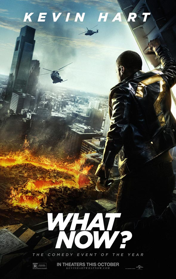 Kevin Hart: What Now? Trailer Is A Genre Mash-Up Unlike Any Other