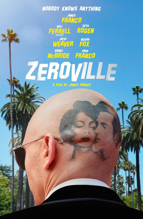 First Zeroville Trailer Sees James Franco And Seth Rogen Bound For Hollywood