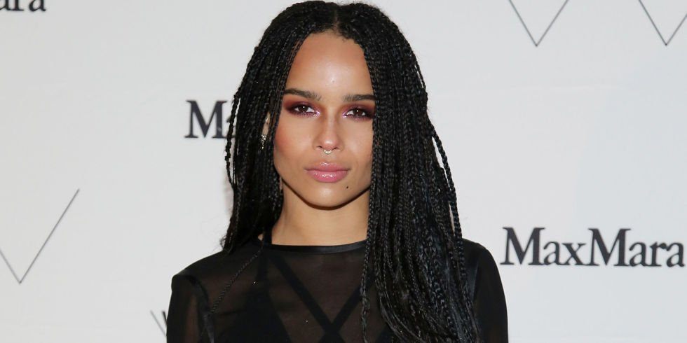 Zoe kravitz talks fantastic beasts and where to find them 2