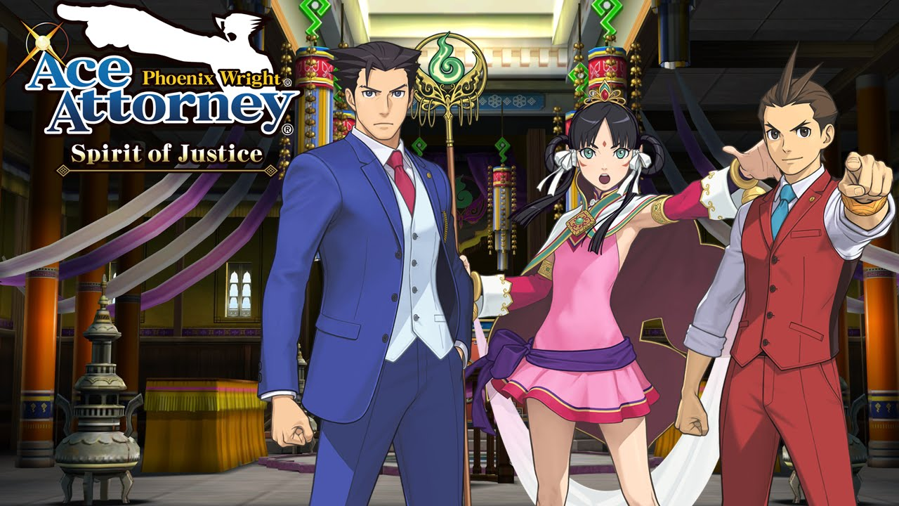 Phoenix Wright: Ace Attorney: Spirit Of Justice Demo Out Now