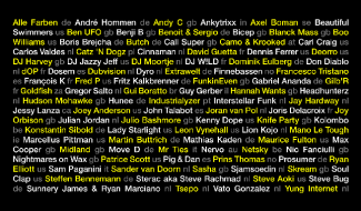 Amsterdam Dance Event Reveals Phase Three Lineup Announcement