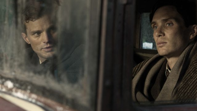Exclusive Interview: Cillian Murphy Talks Anthropoid