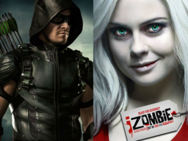 arrow izombie
