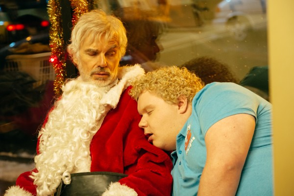 Seasonal Antics Take Center Stage In First Wave Of Images For Bad Santa 2