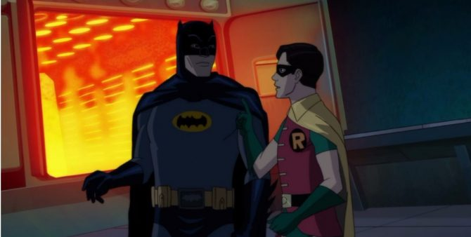 Blu-Ray Featurettes And A More Detailed Synopsis For Batman: Return Of The Caped Crusaders Are Revealed