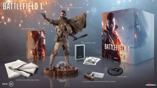 Amazon's Battlefield 1 Collector's Edition Comes With Lots Of Goodies, But No Game