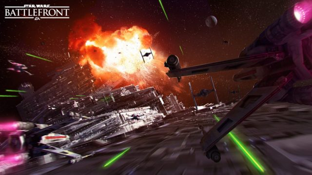 Star Wars Battlefront's Death Star DLC To Introduce New Battle Station Mode