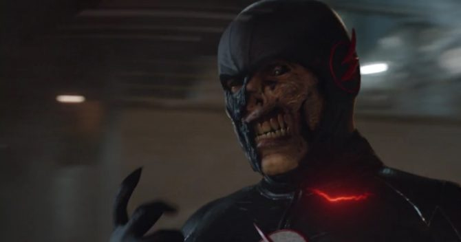 Teddy Sears Weighs In On A Possible Return To The Flash As Black Flash