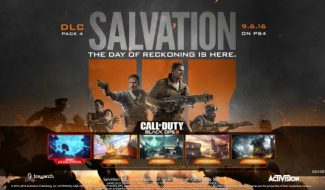 Call Of Duty: Black Ops III Salvation DLC Comes To PlayStation 4 On September 6