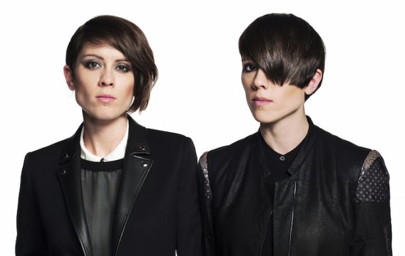 "Tegan And Sara Release New Song ""Fade Out"" From The Intervention"