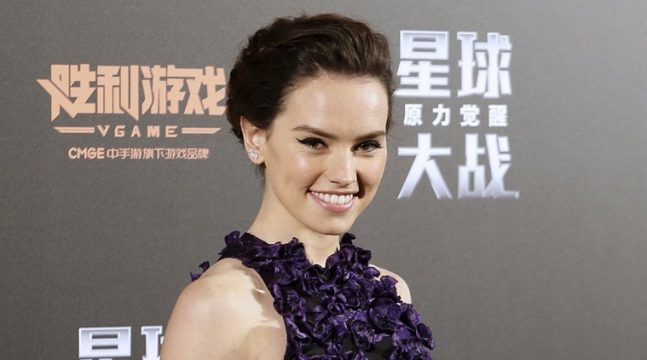 Daisy Ridley Circling Chaos Walking Adaptation