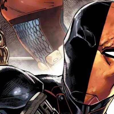 Deathstroke Vol. 1: The Professional Review