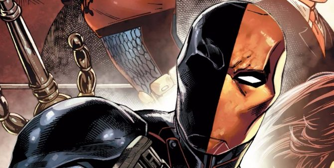 Deathstroke Reported To Be Main Villain In Ben Affleck's Solo Batman Movie