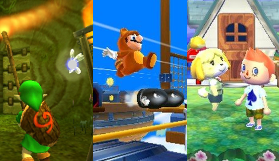 Best First-Party 3DS Games
