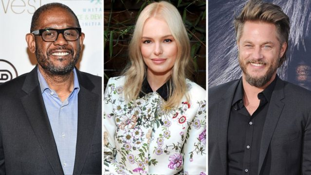 Travis Fimmel, Kate Bosworth And Forest Whitaker Board New Heist Film Finding Steve McQueen