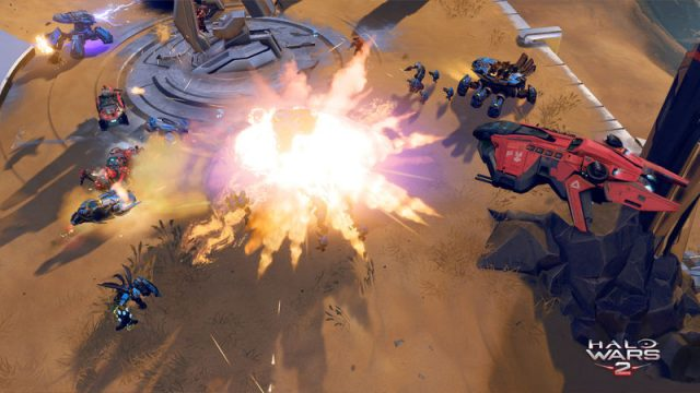 Halo Wars 2's Second Beta Begins Early 2017, Will Be Available On Xbox One And PC
