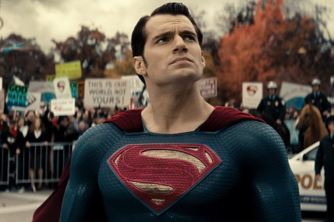 Henry Cavill Is Taking The Lead On Developing Man Of Steel 2