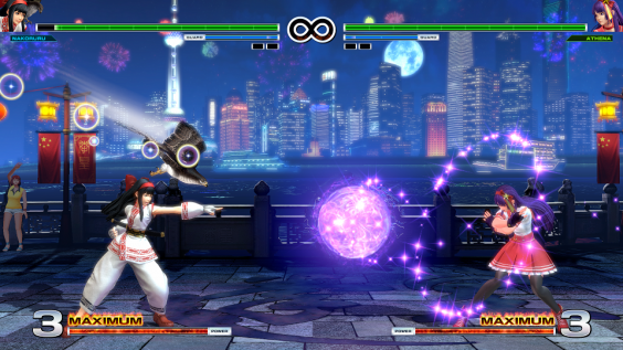 king of fighters xiv 02