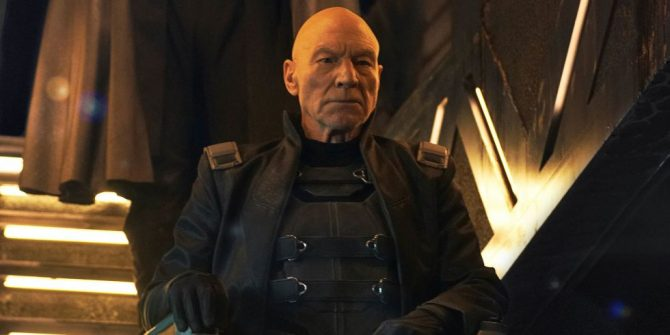 The Wolverine 3 May Signal Patrick Stewart's Final Turn As Professor X