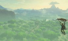 Link Takes To The Skies In The Legend Of Zelda: Breath Of The Wild