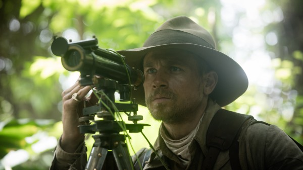Amazonian Epic The Lost City Of Z To Close New York Film Festival