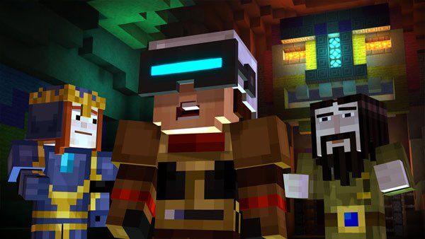 Minecraft: Story Mode Episode 7 – Access Denied Review