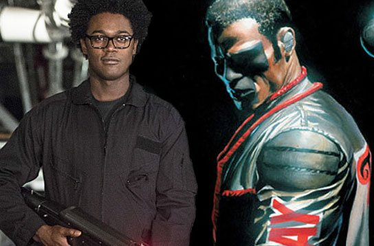 Arrow Season 5 Will See The Debut Of Mr. Terrific