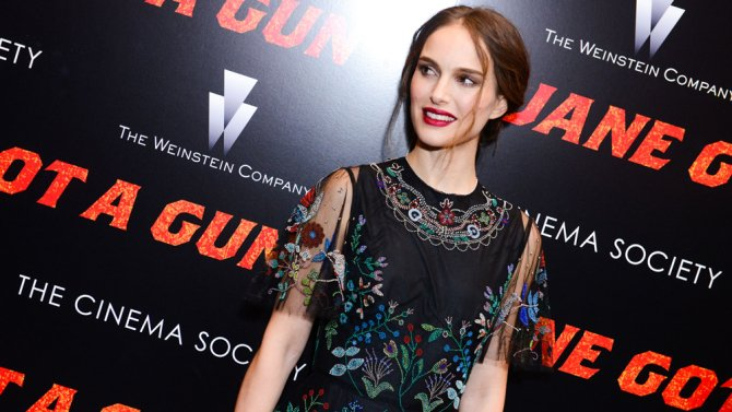 "Natalie Portman To Go Rodeo In Bronco Belle, Described As ""Rocky On A Bull"""