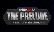 2K Sports Announces NBA 2K17: The Prelude