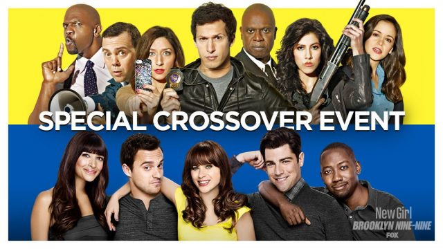 Brooklyn Nine-Nine And New Girl Are Getting A Crossover Episode This Fall