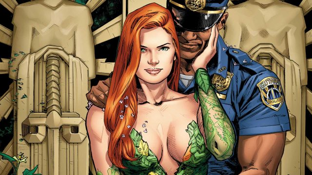 Gotham Season 3 Synopsis Arrives Along With First Look At Maggie Geha As Poison Ivy