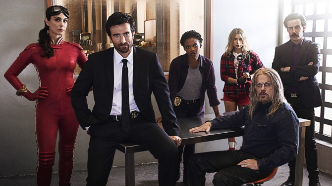 PlayStation-Backed Superhero Series Powers Canned After Two Seasons