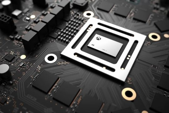 "Having First-Party Titles Ready For Project Scorpio Launch Is ""Critical,"" Says Xbox Boss"