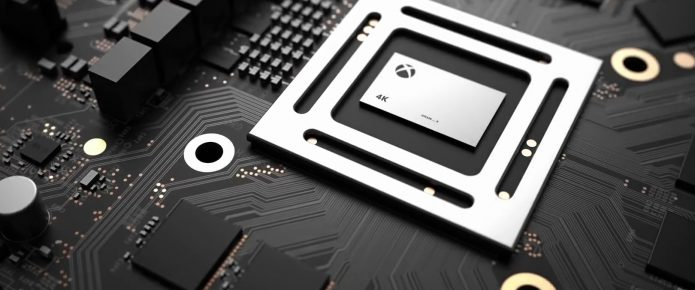 Microsoft Removes VR As A Scorpio Feature From Its Website