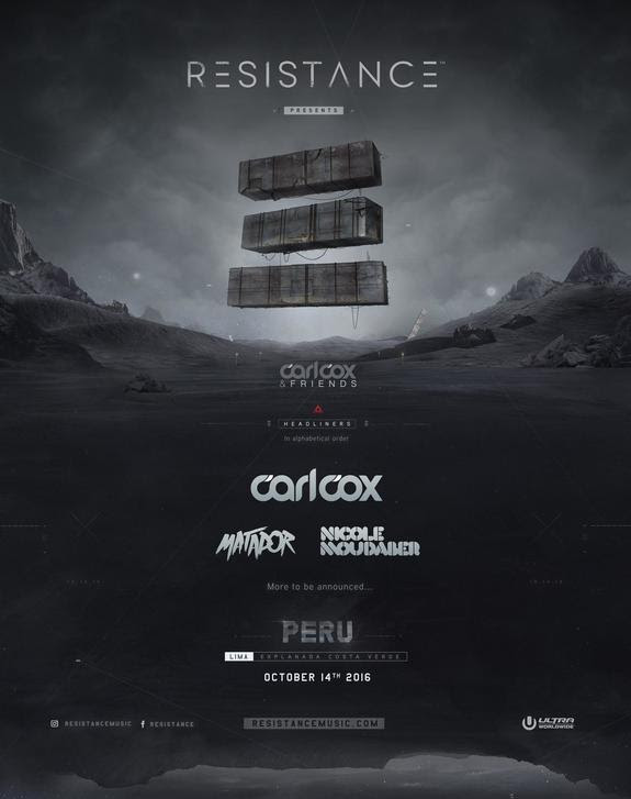 Ultra To Debut Standalone RESISTANCE Show In Peru