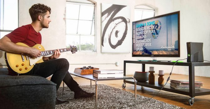 Rocksmith 2014 Edition - Remastered Announced