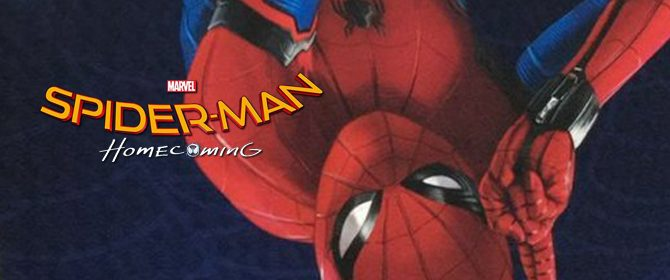First Poster For Spider-Man: Homecoming Swings Online