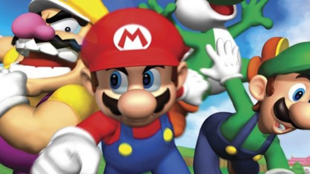 Super Mario 64 DS Heading To Wii U Virtual Console Tomorrow