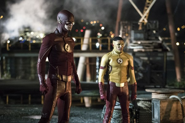 The Scarlet Speedster Faces Flashpoint In New Poster For The Flash Season 3