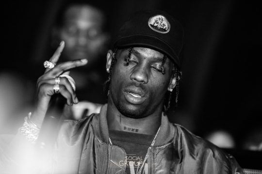 Travis Scott's Birds In The Trap Sing McKnight Delayed Again