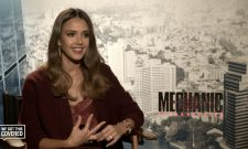 Exclusive Interview: Jessica Alba Talks Mechanic: Resurrection