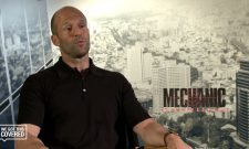 Exclusive Interview: Jason Statham Talks Mechanic: Resurrection