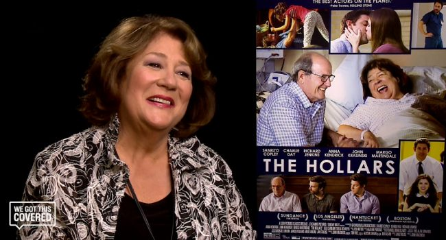 Exclusive Interview: Margo Martindale Talks The Hollars