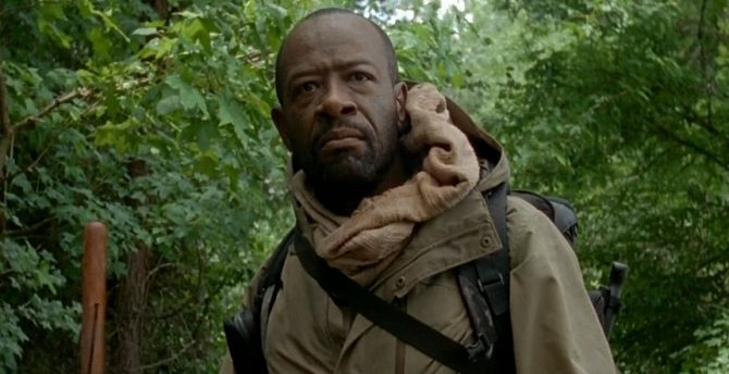 The Walking Dead Initially Planned To Bring Back Morgan During Season 4 Finale