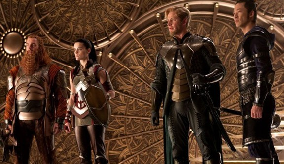 The Warriors Three May Return For Thor: Ragnarok