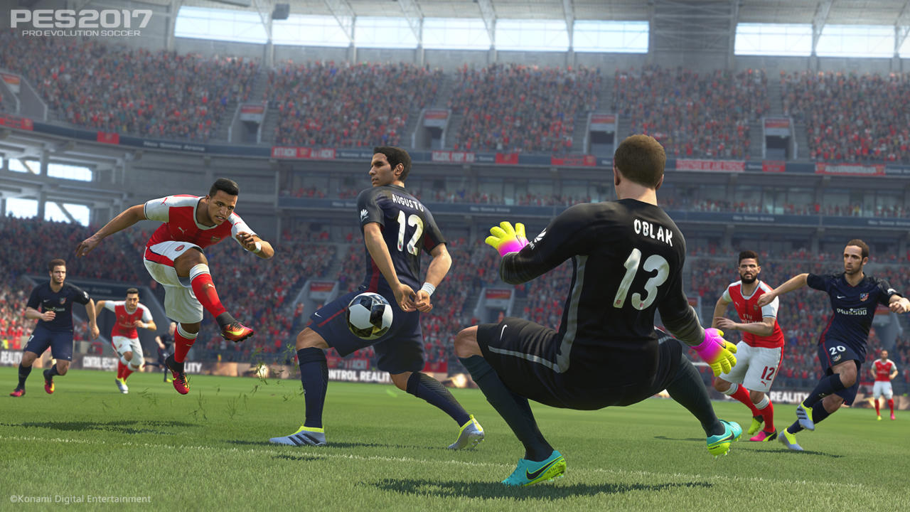 Pro Evolution Soccer 2017 Review
